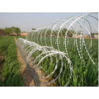 Wholesale Anti Climb Concertina Razor Barbed Wire Roll ISO9001 SGS Certification from china suppliers