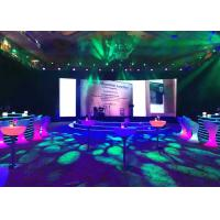 Quality HD Full Color Rental LED Displays For Indoor And Outdoor Stage Backdrop for sale