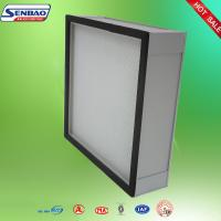 Wholesale Hospital Filtration System Fiberglass Air Filters Ventilation from china suppliers
