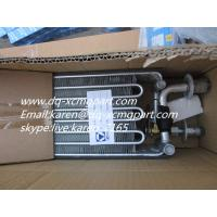 Wholesale XCMG wheel loader ZL50G SPARE PART evaporator core 860118418 from china suppliers