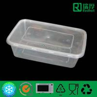 Wholesale Plastic food packaging container plastic lunch box 650ml from china suppliers