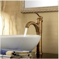 Wholesale FM-1304-09 Antique Brass Finish Bathroom Water Tap from china suppliers