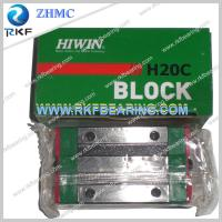 Wholesale HGH20CA Taiwan HIWIN Linear Ball Guideway For Heavy Load Machines from china suppliers