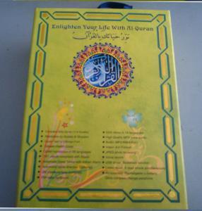 Quality 2.8 Inch Digital Multi language Islamic Quran Mp4 player for translation, recitation for sale