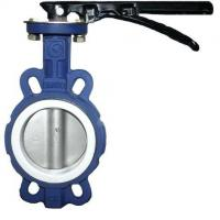 Wholesale Carbon Steel Centerline Butterfly Valves / Soft Seat Butterfly Valve from china suppliers