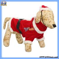 Wholesale M-Size European Style Christmas Coat for Dog Cat Pet Red-15001317 from china suppliers