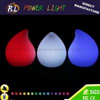 Quality Rechargeable Wireless Colorful Decorative LED Table Lamp for sale