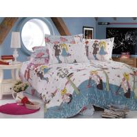 Buy cheap Full Queen Size Designer Printed 100 % Cotton Cartoon Bedding Sets for Children from wholesalers