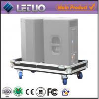 Wholesale Aluminum flight case road case transport crate case pc speaker flight case from china suppliers
