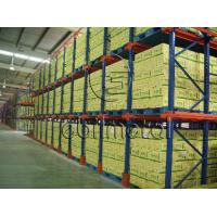 Wholesale High Density Pallet Storage Drive In Pallet Racking Corrosion Protection from china suppliers