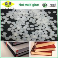 Wholesale Good Viscosity Bookbinding Hot Melt Adhesive White Round Hot Melt Pellets from china suppliers