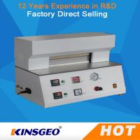 Wholesale Digital  Plastic Testing Machine / Heat Seal Tester PID Temperature Control from china suppliers