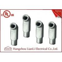 "Wholesale 2-1/2"" 3-1/2"" Malleable Iron Rigid Electrical Conduit Body LR LB LL C T Type from china suppliers"