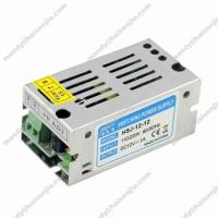 Wholesale Mini Size 12V 1.25A Constant Voltage Power Supply 15W For LED Display from china suppliers