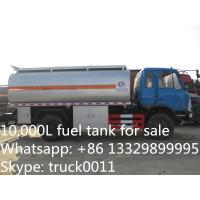 Wholesale hot sale dongfeng 10,000L fuel tank, mobile fuel truck for sale, Euro  3 competitive price oil truck for sale from china suppliers