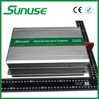 Buy cheap 2500W Battery PoweredModified Sine Wave Inverter 12v 220v For Home / Office from wholesalers
