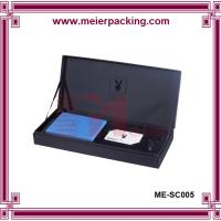 Wholesale Custom Meno Paper Box/Notebook Card Papckaging Collect Paper Box ME-SC005 from china suppliers