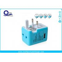 Wholesale Universal Use Usb Multi Plug Travel Charger Adapter US / EU / AUS / UK Standard from china suppliers