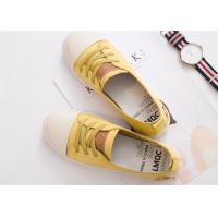 Wholesale Spring Korean Canvas Sneakers Shoes for student , soft bottom bee shoes from china suppliers