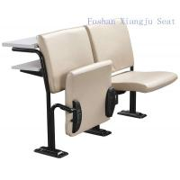 Wholesale Cold Rolled Steel Frame Geniune Leather with Foam School Desk And Chair With Writing Desk from china suppliers