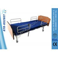 Wholesale Two Functions Electric Homecare Bed Nursing Medical Bed With 4 Steel Side Rails from china suppliers