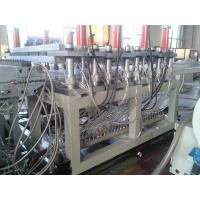 400kg/h Output PVC Foam Board Extrusion Line Hot Stamping Printing