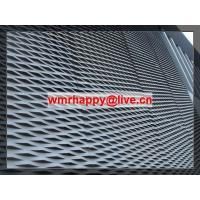 Quality aluminum sheet curtain wall design for sale