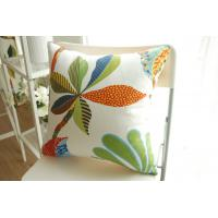 Wholesale summer Rectangle Cotton Throw Pillows Tropical rainforest style from china suppliers