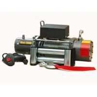 Quality 16800 lbs heavy duty electric winch/capstan for truck for sale