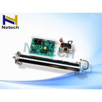 Buy cheap Corona Discharge Enamel Ozone Generator Tube 10 - 80G/Hr Water Cooling 110 / 220V from wholesalers