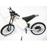 Wholesale Electric Off Road Mountain Bike Motorized Bicycle Fastest Full Suspension from china suppliers