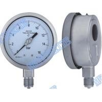 Wholesale Stainless steel welding pressure gauge from china suppliers