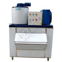 Quality 500Kg/Day Small Flake Ice Machine For Home Automatic Operation for sale