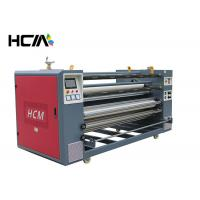 Wholesale Garment Printing Machine Rotary Heat Press Sublimation Rewinding Function / Safety from china suppliers