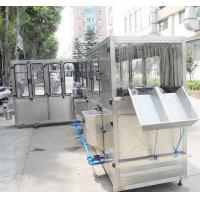Wholesale Capacity 240 bottles per hour / 20 Litter bottle water filling machine from china suppliers
