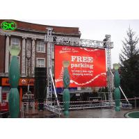 Wholesale P6 Outdoor Stage Background Slim Hanging Rental LED Display Screen from china suppliers