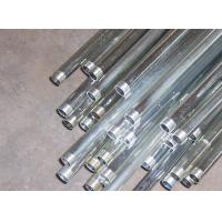 Buy cheap GI Welded Pipe, Galvanized Steel Pipes Tubes ASTM A53, A106, DIN2440 / 2444, JIS, BS from wholesalers