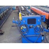 Wholesale Round / Rectangular Downspout Roll Forming Machine With 20 Roller Stations Germany Rex Valve from china suppliers