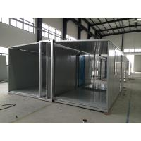 Buy cheap Foldable Portable Emergency Family Shelters lutos house sandwich panels from wholesalers