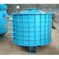 Wholesale 0.8~2mm Thickness Glass Lined reactor heat exchanger , chemical process equipment from china suppliers