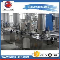Buy cheap Nancheng Machanical  High quality auto beverage soda can filling machine from wholesalers