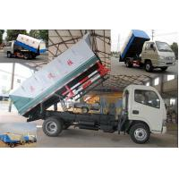 Wholesale Close type garbage dump truck for sales from china suppliers