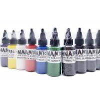 Dynamic Eternal Tattoo Ink 30ml/ 1oz / Bottle With 7 Color Options