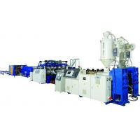Wholesale HDPE PP Double wall corrugated pipe extrusion line from china suppliers