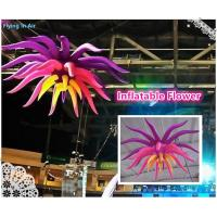 Quality Oxford Inflatable Star With LED Changing Color And Various Style For Party Supplies for sale