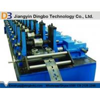 Wholesale CE Panel Bracket Machine Roll Forming Machine With PLC Control System 10-15m/min from china suppliers
