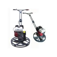Wholesale Hand Gasoline Edge Power Trowel 24 Inch , Wet Concrete Trowelling Machine from china suppliers