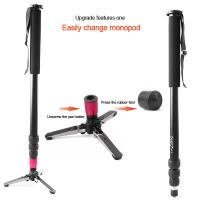 Wholesale New Alloy Camera Camcorder portable monopod MF-4 from china suppliers