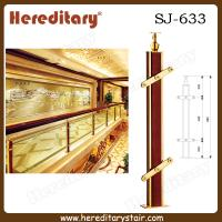Wholesale Indoor Stainless Steel and Wood Baluster for Club (SJ-633) from china suppliers