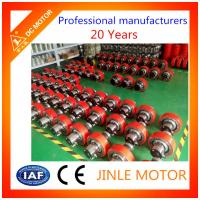 Wholesale 3200rpm High Speed Electric Hydraulic Drive Wheel Motor 24V 0.75kw In Mining , Oilfield from china suppliers
